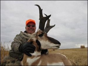 Antelope Hunting South Dakota