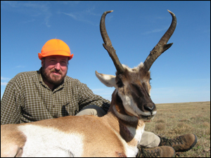 South Dakota Antelope Hunting