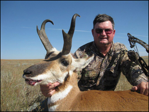 Antelope Hunting in South Dakota
