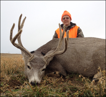 South Dakota Deer Hunting